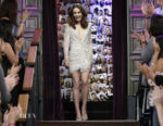 Lily Collins In Redemption - Late Late Show with James Corden