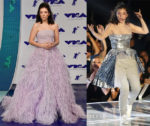 Lorde In Monique Lhuillier & Jourden x Nike VaporMax - 2017 MTV VMAs