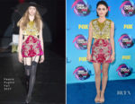 Lucy Hale In Fausto Puglisi - 2017 Teen Choice Awards