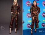 Maddie Ziegler In Zac Posen – 2017 Teen Choice Awards