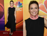 Mandy Moore In Roksanda - NBCUniversal Summer TCA Press Tour