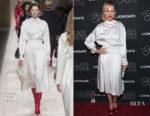 Naomi Watts In Fendi - 'The Glass Castle' New York Screening