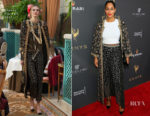 Tracee Ellie Ross In Chanel - Television Academy's Performers Peer Group Celebration