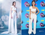 Victoria Justice In Nicolas Jebran - 2017 Teen Choice Awards