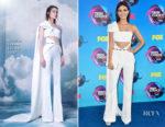 Victoria Justice In Nicolas Jebran - 2017 Teen Choice Awards
