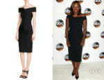 Viola Davis' Roland Mouret Pencil Dress