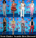 Who Was Your Best Dressed At The 2017 Teen Choice Awards?
