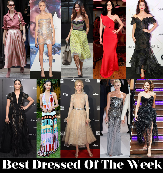 54fbb9b0 Who Was Your Best Dressed This Week?