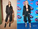 Zara Larsson In Fendi - 2017 Teen Choice Awards