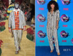 Zendaya Coleman In Ashish – 2017 Teen Choice Awards