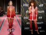 Zendaya Coleman In Vivetta - Variety Power Of Young Hollywood Party