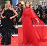 'Downsizing' Venice Film Festival Premiere Red Carpet Roundup