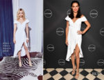 Adriana Lima In Alice + Olivia - 'American Beauty Star' New York Premiere