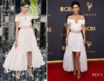 Alessandra Mastronardi In Chanel Couture - 2017 Emmy Awards