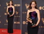 Alexis Bledel In Armani Prive - 2017 Emmy Awards