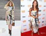Alicia Vikander In Louis Vuitton - 'Euphoria' Toronto Film Festival Premiere