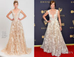 Allison Janney In Tony Ward - 2017 Emmy Awards