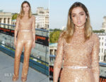Ana de Armas In Miu Miu - Blade Runner 2049' Berlin Screening