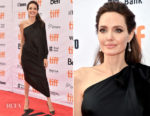 Angelina Jolie In Ralph & Russo - 'First They Killed My Father' Toronto Film Festival Premiere