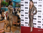 Annabelle Wallis In Chanel - 2017 GQ Men of The Year Awards