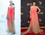 Carrie Coon In Delpozo - 2017 Emmy Awards