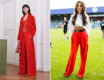 Cheryl In Givenchy - GAME 4 GRENFELL