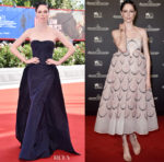 Coco Rocha In Zac Posen - The Third Murder (Sandome No Satsujin) Premiere & Jaeger-LeCoultre Hosts Gala Dinner