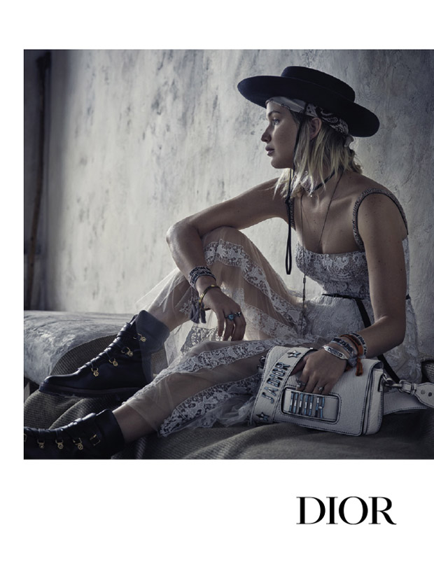 764ff35dff Jennifer Lawrence stars in the new Dior Cruise 2018 ad campaign ...