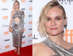 Diane Kruger In Atelier Prabal Gurung - 'In The Fade' Toronto Film Festival Premiere