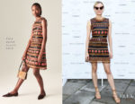 Diane Kruger In Tory Burch - European Filmmakers Lunch