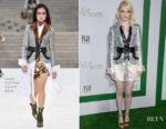 Emma Stone In Louis Vuitton - 'Battle Of The Sexes' LA Premiere