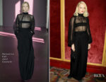 Emma Stone In Valentino Couture - 'Mother!' New York Premiere