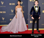 Fashion Critics' 2017 Emmy Awards Roundup