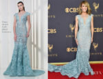 Felicity Huffman In Tony Ward Couture - 2017 Emmy Awards
