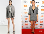 Gemma Arterton In Markus Lupfer - 'The Escape' Toronto Film Festival