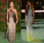 Green Carpet Fashion Awards Roundup