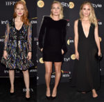 HFPA & InStyle TIFF Party Roundup