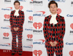 Harry Styles In Gucci - 2017 iHeartRadio Music Festival