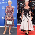 Helen Mirren In Sassi Holford - The Leisure Seeker (Ella & John) Venice Film Festival Premiere