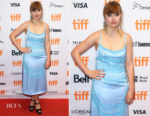 Imogen Poots In Prada - 'I Kill Giants' Toronto Film Festival Premiere