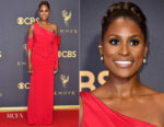 Issa Rae In Vera Wang - 2017 Emmy Awards
