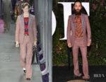 Jared Leto In Gucci - BoF 500 Gala