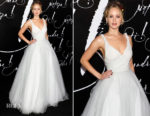 Jennifer Lawrence In Christian Dior Couture - 'Mother!' New York Premiere