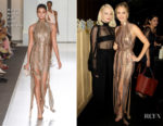 Jennifer Lawrence In Ralph & Russo Couture - 'Mother!' New York Premiere After-Party