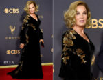 Jessica Lange In Gucci - 2017 Emmy Awards