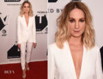 Joanne Froggatt In Massimo Dutti - Tribeca TV Festival Series Premiere Of 'Liar'