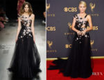 Julianne Hough In Marchesa - 2017 Emmy Awards