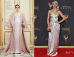 Julianne Hough In Rami Al Ali Couture - 2017 Creative Arts Emmy Awards