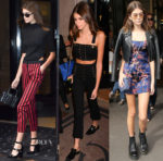 Kaia Gerber's Paris Fashion Week Style