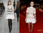 Kate Mara In David Koma - 'Film Stars Don't Die In Liverpool' Toronto Film Festival Premiere